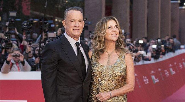 Tom Hanks ve Eşi Plazma Bağışında Bulunacak