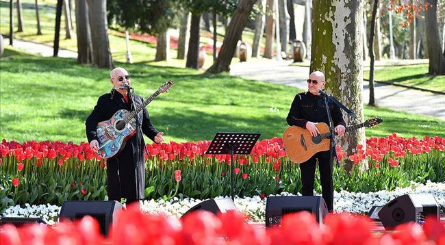 Mazhar ve Fuat'tan 23 Nisan Konseri