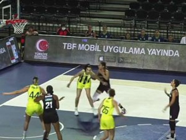 Rize Belediyesi Fenerbahçe'yi Elinden Kaçırdı Yarı Finalden Döndü