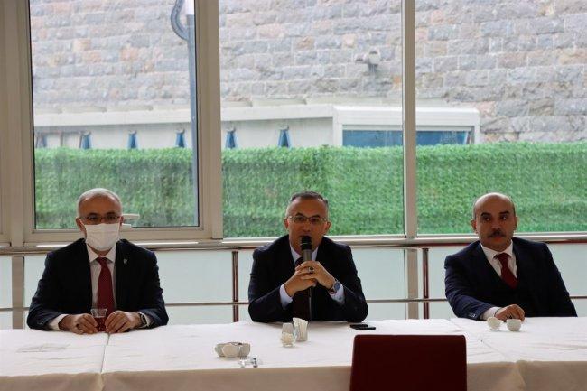 Haftayı Değerlendirme Toplantısı Gerçekleştirildi