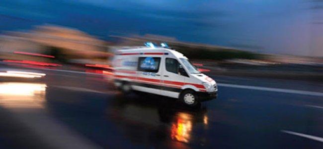 Rize'de Otomobilin Çarptığı Kadın Hayatını Kaybetti