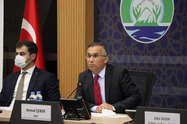 2021 Yılı IV. Dönem İl Koordinasyon Kurulu Toplantısı Yapıldı