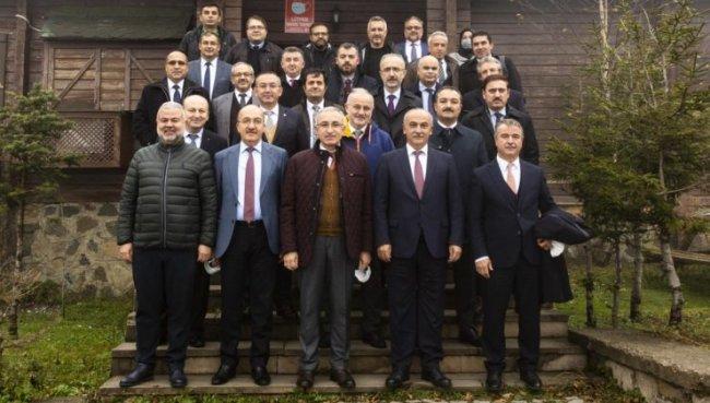 ÜNİDOKAP Rektörleri Giresun'da bir araya geldi