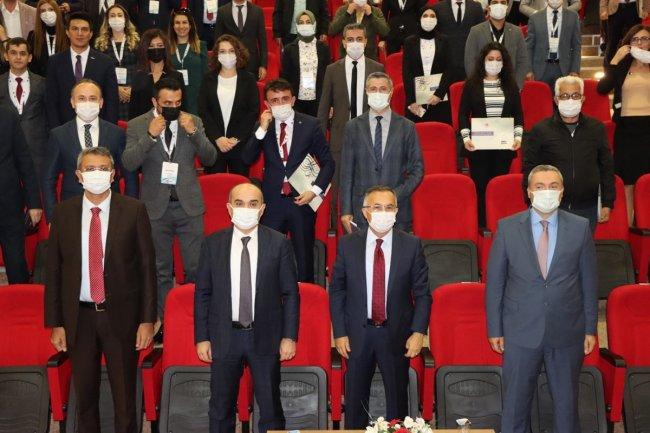 Vali Çeber, Sertifika Törenine Katıldı